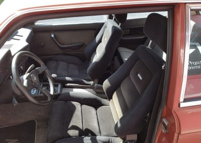 BMW 323i Innenraum