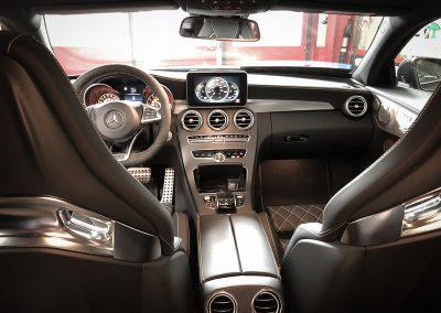 Mercedes C63 AMG Edition 1