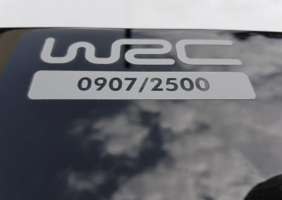 Golf WRC Stückzahl