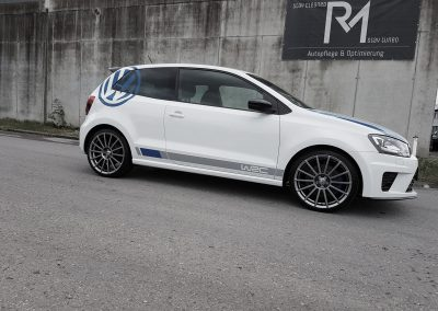 VW Golf Polo WRC