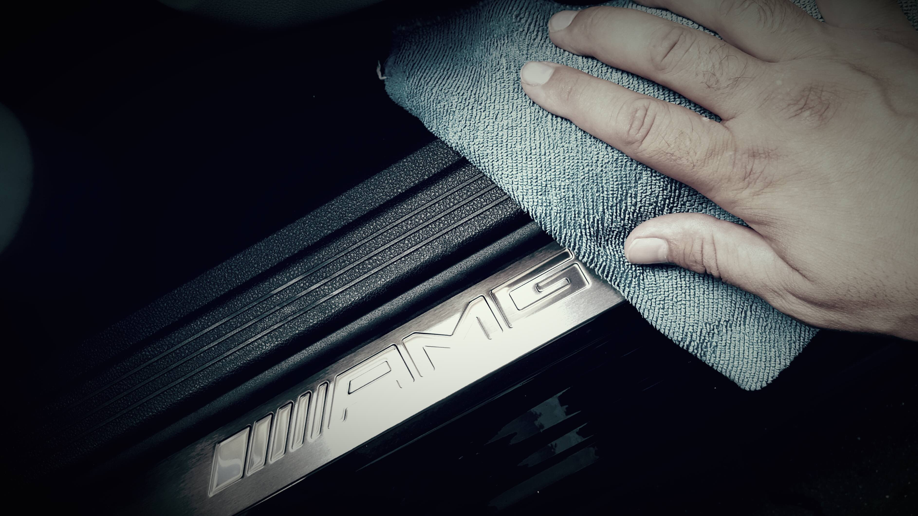 AMG Innenraumpflege