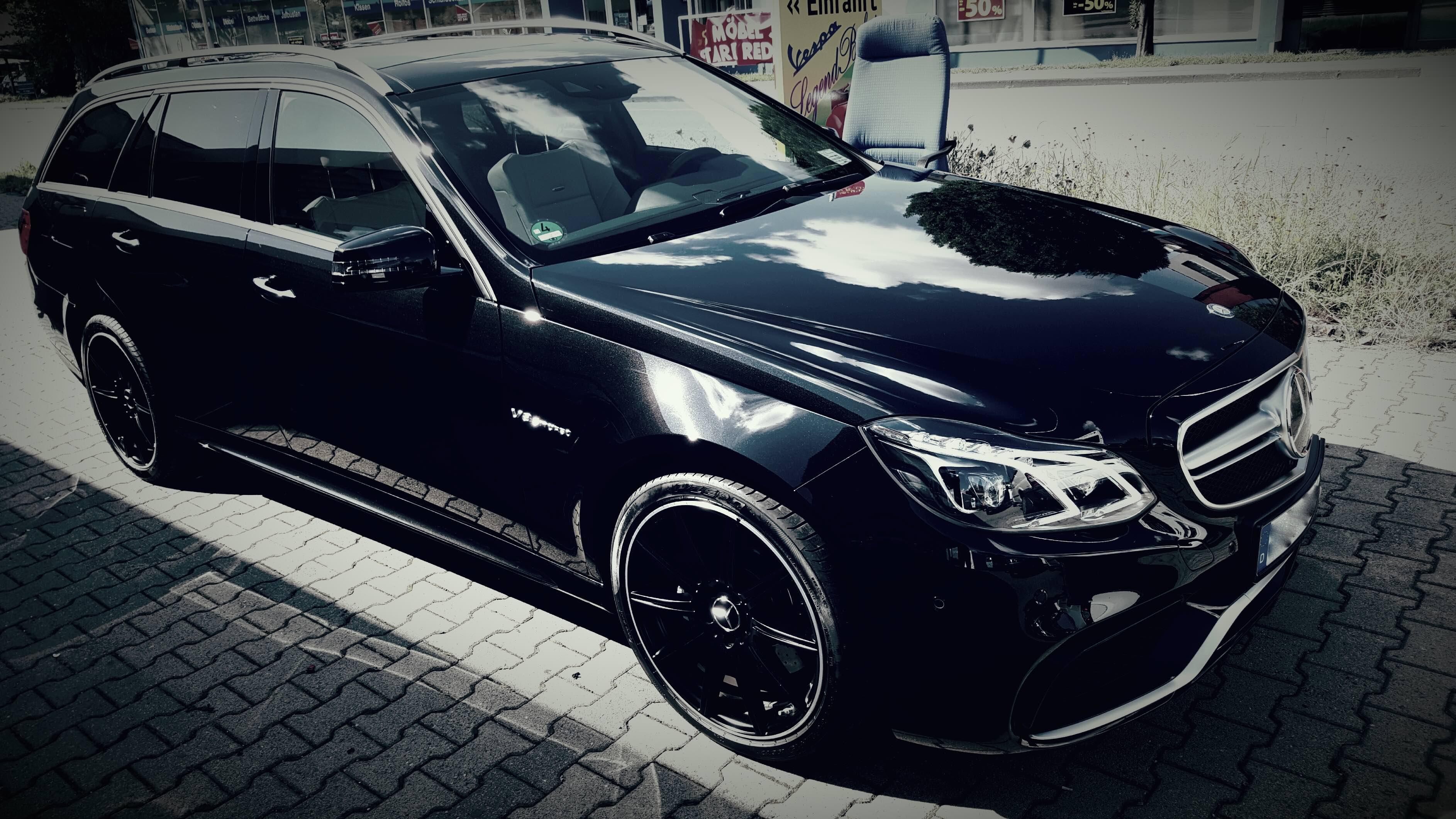 Mercedes AMG V8 BiTurbo